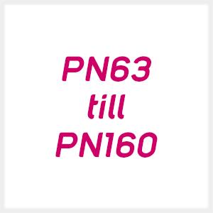 Kägelventiler PN63 till PN160